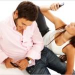 זוגיות וטלפונים סלולאריים