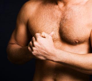 גוף של גבר